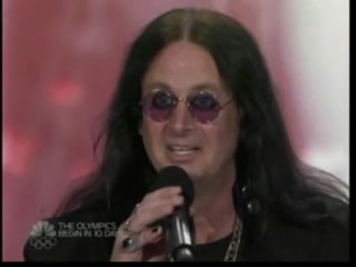 Imitadores - El doble de - Ozzy Osbourne - Randy Hanson - Americas Got Talent