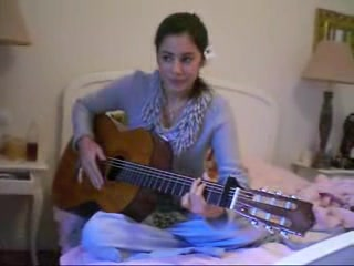 Mia Rose canta Never on your Own -Mia rose sing Never on your own