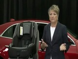 Lorrie Walker of Safe Kids Buckle Up -  tips for at-home car seat installation