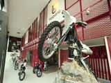 Husqvarna Motorcycles. Showroom