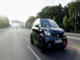 smart fortwo electric drive coupe - Driving Video Trailer