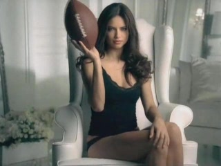 Victoria's Secret Super Bowl commercial