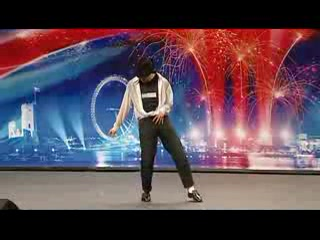 Britain's Got Talent - Michael Jackson