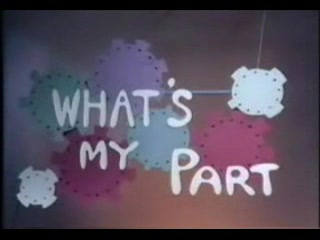 Classic Sesame Street - What's My Part? (foot)