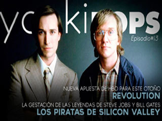 Yonki POPS #13: Los Piratas de Silicon Valley + Revolution