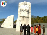 Obama visita a Luther King