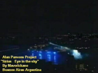 Alan Parsons Project - Sirius-Eye in the sky-(VideoClip By Maverickano-Buenos Aires-Argentina)-(The Video)-.