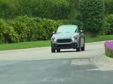 2017 Fiat 124 Spider Abarth - Driving Video Trailer
