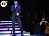 George Michael emociona a Madrid