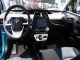 Toyota Prius Plug-in Interior Design Trailer