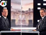 Hollande gana el debate