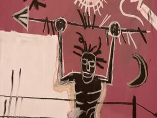 ?Believe it or not, I can actually draw? Jean-Michel Basquiat - Tendencias.tv #762