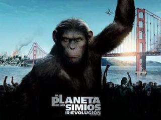 'El amanecer del Planeta de los simios' (Dawn of the Planet of the Apes)
