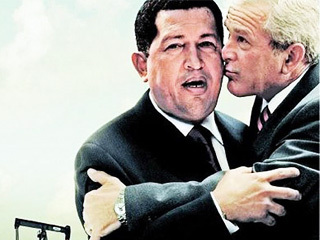 Chavez vs Bush