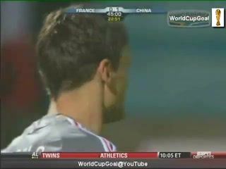 France vs China [0-1] Friendly  All Goals & Highlights 2010